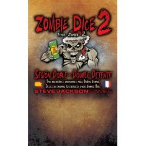 Zombie Dice 2 Double Détente