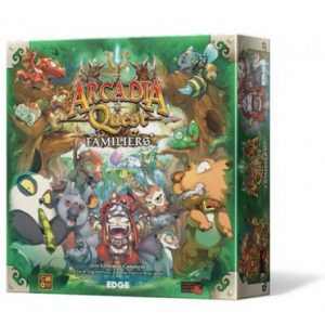 Arcadia Quest - Familiers