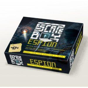 Escape Box - Espion