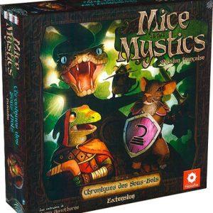 Mice and Mystics : Chroniques des Sous-Bois