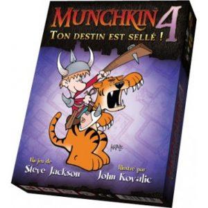 Munchkin 4: Ton destin est sellé