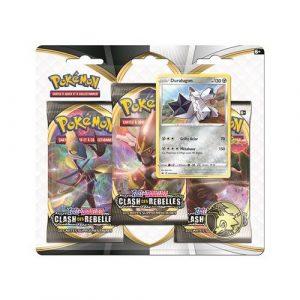 Pokémon Epée et Bouclier - Clash des Rebelles Blister