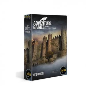 Boite du jeu adventure games