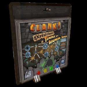 La 2eme expédition du jeu Clank