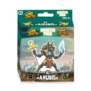 Pack Anubis pour king of tokyo
