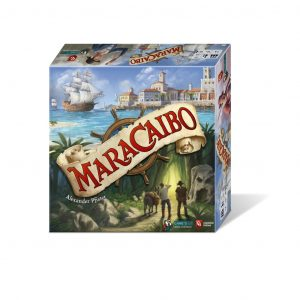 Le jeu de strategie Maracaibo