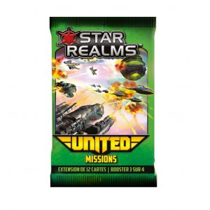 booster pour star realms united mission