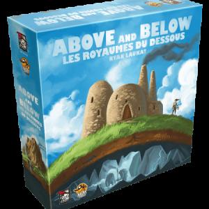 ABOVE AND BELOW – Les Royaumes du Dessous