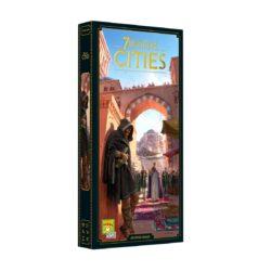 7 Wonders V2 – 7 Wonders cities