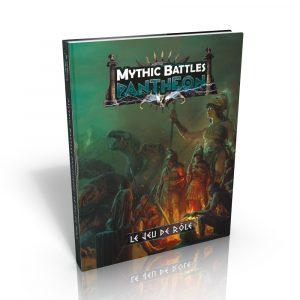 Mythic Battle JDR