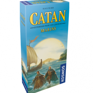 Catan Marins 5-6 joueurs