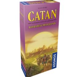 Catan – Barbares & Marchands 5-6 joueurs