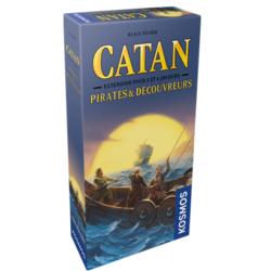 Catan – Pirates et découvreurs – 5-6 joueurs