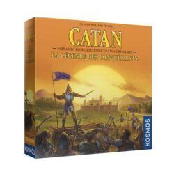 Catan – Villes et chevaliers – Légende des Conquérants
