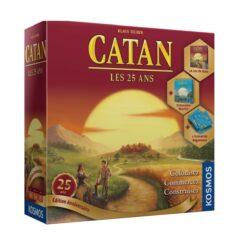 Catan jeu de base edition 25 ans