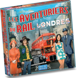 Les aventuriers du Rail – Londres