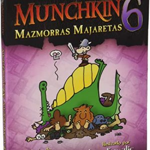 Munchkin 6 – Le Donjon de la Farce