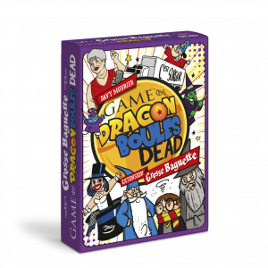 Game of Dragon boule Dead – Grosse baguette