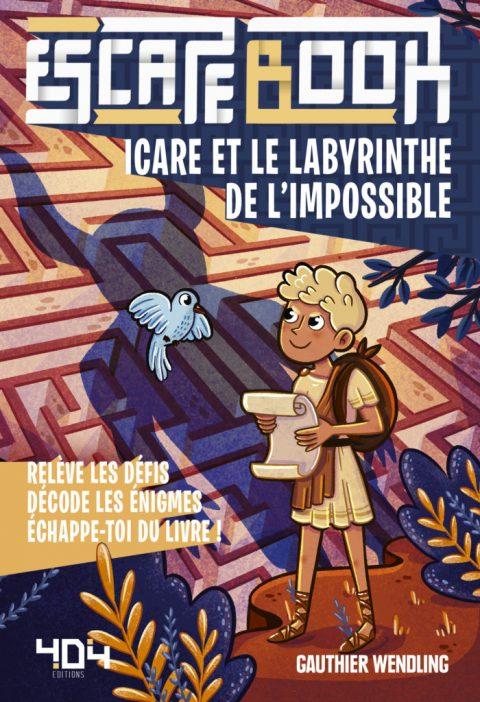 Icare et le labyrinthe de l'impossible