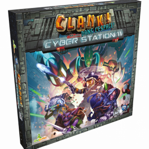 Clank in space – Cyberstation 11