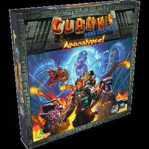 Clank dans l'espace – Apocalypse