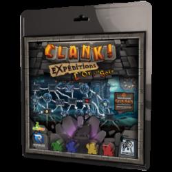 Clank! expeditions – L'or et la soie