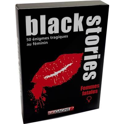 Black Stories – Femmes Fatales