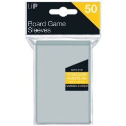 Sleeves – Ultra Pro – American Gaming Cards (56×87)