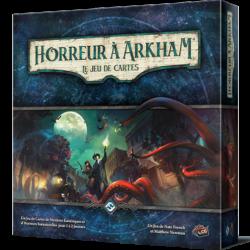horreur à arkham jeu de base