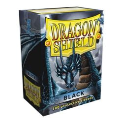 Sleeves – Dragon Shield Standard – Noir