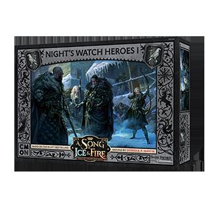 Héros de la Garde de Nuit