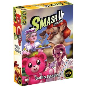 Smash Up – Conflits de générations