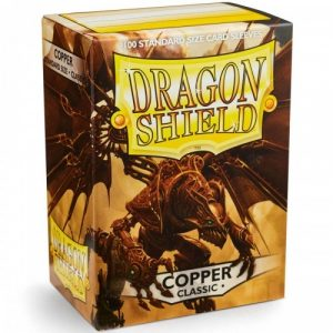 Sleeves – Dragon Shield Standard - Copper