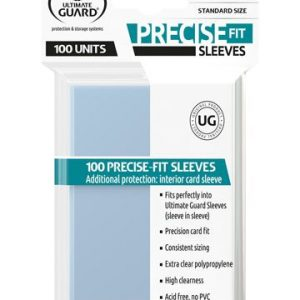 Sleeves – Ultimate Guard – Standard Precise fit (64×89)