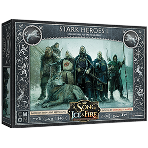 Héros Stark #1