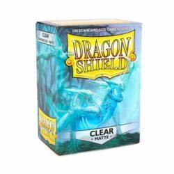 Sleeves – Dragon Shield Standard – Matte Transparent