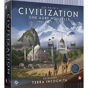 Civilization – Une aube nouvelle – Terra Incognita