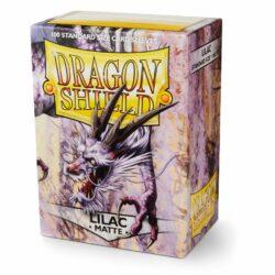 Sleeves – Dragon Shield Standard – Matte Lilac