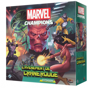 Marvel Champions – L'avènement de Crâne rouge