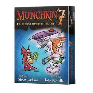 Munchkin 7 – Oh le gros tricheuuuuuuuur !