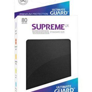 Sleeves – Ultimate Guard – Standard Supreme UX Noir