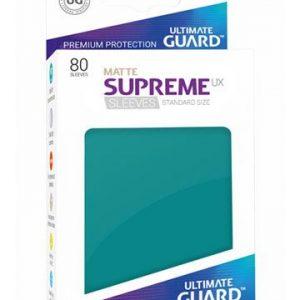 Sleeves – Ultimate Guard – Standard Supreme UX Matte Petrol