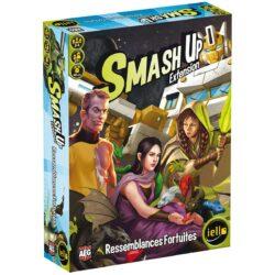 Smash Up – Ressemblances fortuites