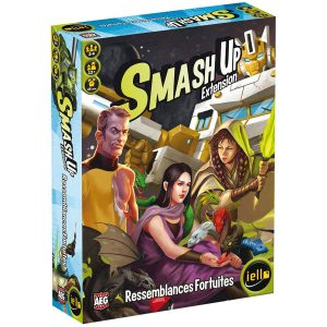 Smash Up – Ressemblances fortuites