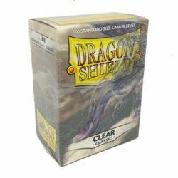 Sleeves – Dragon Shield Standard – Transparent