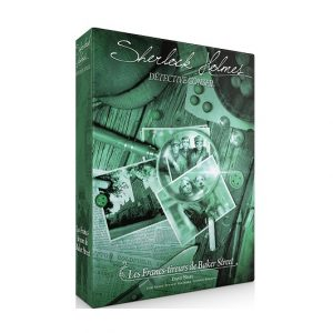 Sherlock Holmes Detective conseil – Francs-tireurs de Baker Street