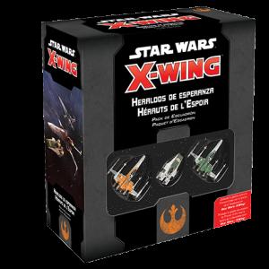 SW X-Wing 2.0 – Hérauts de l'Espoir