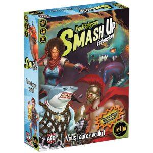 Smash Up – Vous l'aurez voulu !