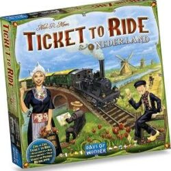 Les aventuriers du rail – Nederland