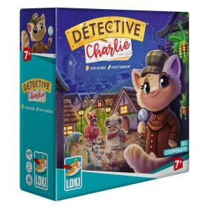 Detective Charlie (Loki)